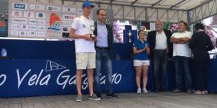 Lago di Garda: Guido Gallinaro il più giovane timoniere della 66^ Centomiglia
