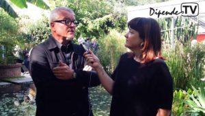 Gardone Riviera, I Giardini del Benaco: PAOLO MESTRINER PRESENTA LA VII RASSEGNA INTERNAZIONALE DEL GIARDINO E DEL PAESAGGIO