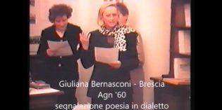 """Premio concorso di Poesia """"Dipende Voci del Garda"""" del 1998"""