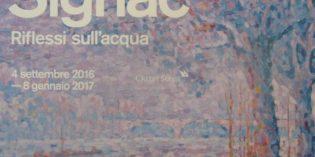 Lugano (Svizzera, Canton Ticino) – PAUL SIGNAC – Riflessi sull'acqua