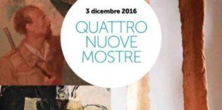 MUSA SALO': QUATTRO NUOVE MOSTRE INAUGURATE IL 3 DICEMBRE 2016