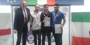 Rovereto, Tiro a Segno: Procopio d'oro al Campionato Italiano invernale di Milano