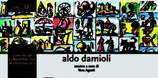 """Milano – ALDO DAMIOLI – """"La caccia"""""""