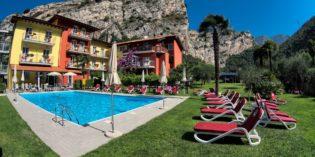 Torbole: è sul Lago di Garda il secondo hotel più amato al mondo secondo Holidaycheck