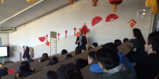 Montichiari: BCC del Garda entra in classe all'Istituto Superiore Don Milani