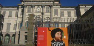 Bergamo – LORENZO LOTTO – ATTRAVERSO BERGAMO