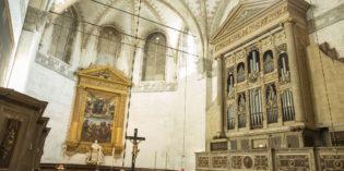 Brescia: al via i lavori di restauro dell'organo Antegnati – Serassi del Duomo Vecchio di Brescia