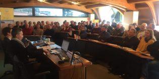 Coldiretti Brescia: grande partecipazione al convegno organizzato con la collaborazione di GS Service e Cattolica Assicurazioni, sulla gestione degli impianti fotovoltaici