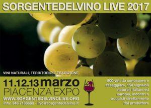Sorgentedelvino - Piacenza 2017 - 1