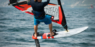 Sul Lago di Garda la prima Foiling Week del 2017 a luglio