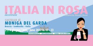Valtenesi: Italia in Rosa 2017, all'edizione del decennale (2-4 giugno) anche una borsa di studio per ricordare Sante Bonomo