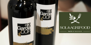 VERONAFIERE, GARDA DOP: L'OLIO NUOVO A SOL&AGRIFOOD