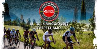 COLNAGO CYCLING FESTIVAL 2017: 12-13 MAGGIO VAN DE FROOS E ONE MUSIC SHOW, UN WEEK END DI SPETTACOLI, MUSICA E TANTO DIVERTIMENTO