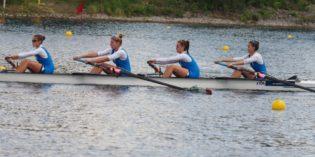 Società Canottaggio Garda Salò: conclusi i Campionati Europei di Canottaggio a Krefeld