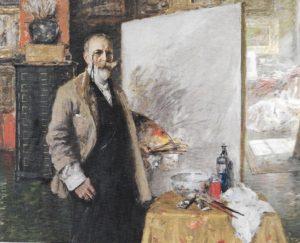 William Merritt Chase 1