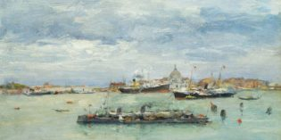 Venezia – WILLIAM MERRITT CHASE (1849-1916): un pittore tra New York e Venezia