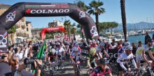 Desenzano del Garda, Colnago Cycling Festival: via alla Festa