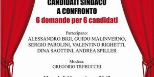 """Desenzano del Garda, """"Candidati sindaco a confronto"""": mercoledì 10 maggio il dibattito pubblico al Teatro Alberti"""
