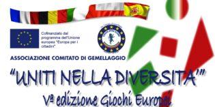 Valtenesi e Bedizzole: ad agosto la quinta edizione dei Giochi Europei