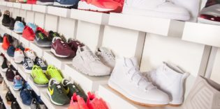 100 anni di sneakers: dallo sport a indumento di tendenza