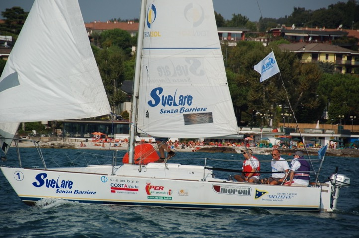 1° classificati 2016 Fobap Anffas di Brescia (in regata)