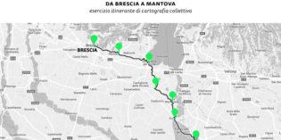 Atlante: quattro giorni a piedi da Brescia a Mantova