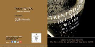"""Milano – """"Trentodoc in Città Milano"""""""