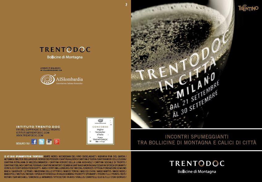 Trentodoc Milano settembre 2017 - 1a