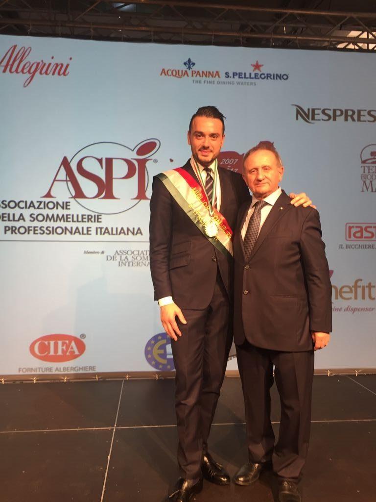 ASPI - Miglior Sommelier Italia 2017 - 1