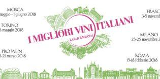 Milano – I MIGLIORI VINI ITALIANI 2018