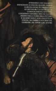 Caravaggio - libro Jaca Book retro