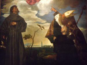 Tiziano - Sacra Conversazione 3