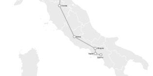 TORINO – MILANO – VENEZIA: ITALO COLLEGA IL NORDEST