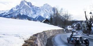 WINTER MARATHON 2018: VINCE LA FIAT 508 S BALILLA SPORT DEL 1933 DI RIBOLDI-SABBADINI