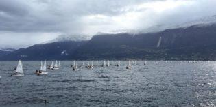 Lago di Garda sport vela: internazionale OPTIMIST