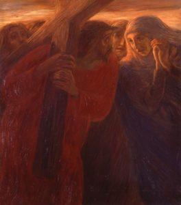 Previati - Via Crucis 3