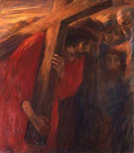 Previati - Via Crucis 4