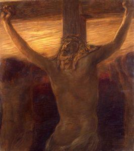 Previati - Via Crucis 5