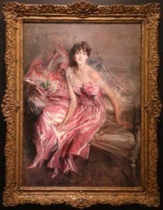 Boldini - Ritratto di signora 1