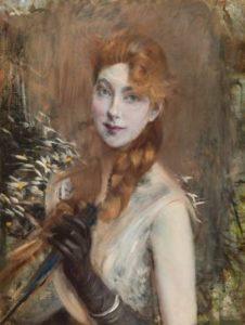 Boldini - Ritratto di signora 5