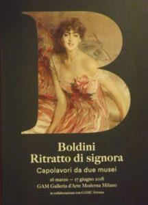 Boldini - Ritratto di signora 8