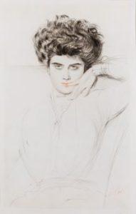 Boldini - Ritratto di signora - Helleu