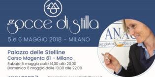 """Milano – """"GOCCE DI STILLA"""" – La Grappa in grande stile"""