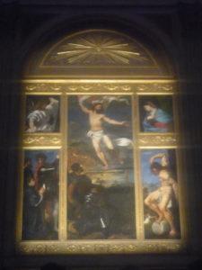Tiziano e pittura 500 a Brescia 1