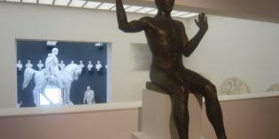 Ligornetto (Svizzera-Canton Ticino) – Echi dall'antichità. Carl Burckhardt (1878-1923). Uno scultore tra Basilea, Roma e Ligornetto