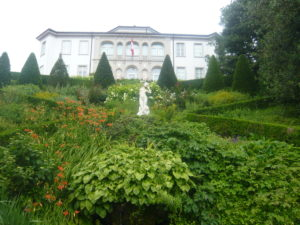 Museo Vela - veduta esterna