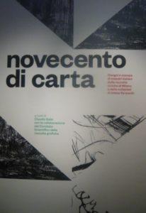 Novecento di carta 1