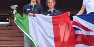 Sport vela – WAINK E GAMBARIN:ARGENTO ALL'EUROPEO 29ER