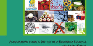 Ciscappailgarda: presentazione del libro il 17 ottobre 2018