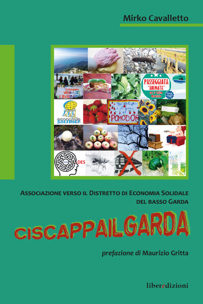 libro ciscappailgarda di Mirko Cavalletto